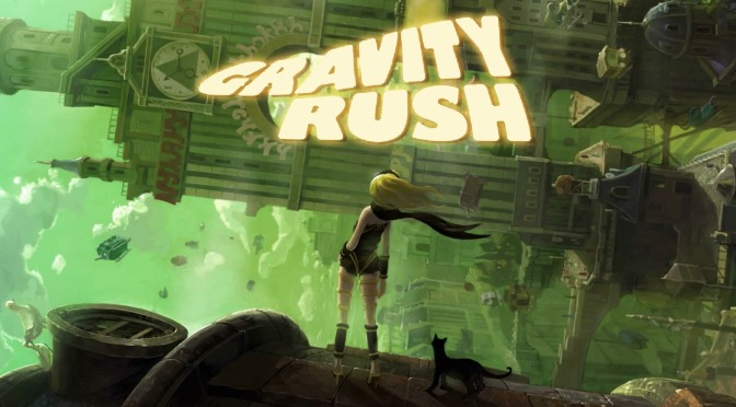 Gravity Rush Might Be Coming to the PS4