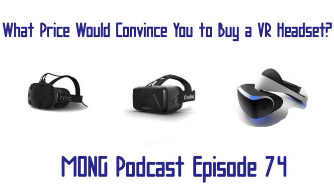 What Price Would Convince You To Buy a VR Headset?