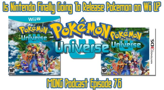 Is Nintendo Finally Going to Release Pokemon on Wii U?