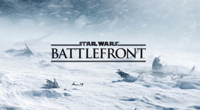 Battlefront to be revealed in April