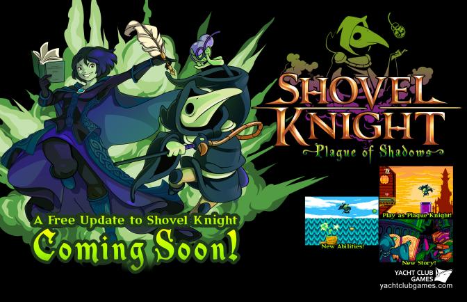 Shovel Knight Expansion Revealed