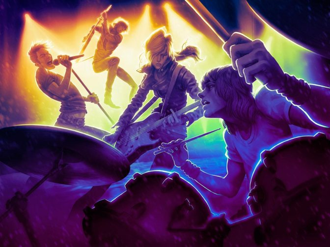 Rock Band 4 Coming in 2015