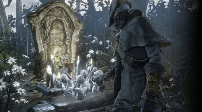 Bloodborne Screenshots and Online Functionality