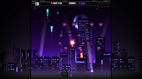 Titan Attacks! Screenshot 3