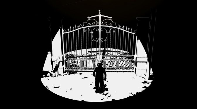 Stylistic Adventure Game White Night Out Now