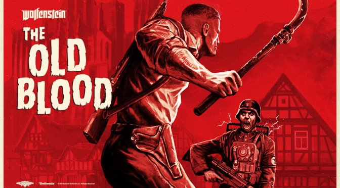 Bethesda Announces Wolfenstein The Old Blood