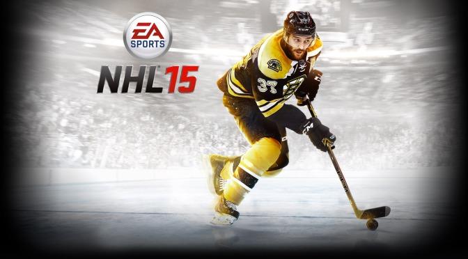 NHL 15 Now Available Via EA Access