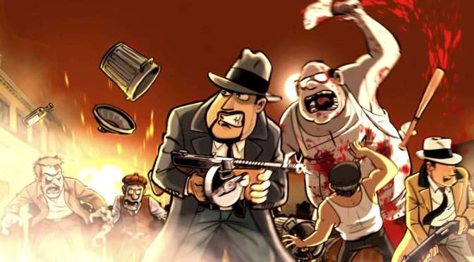 Gangsters And Zombies Collide In Guns, Gore & Cannoli
