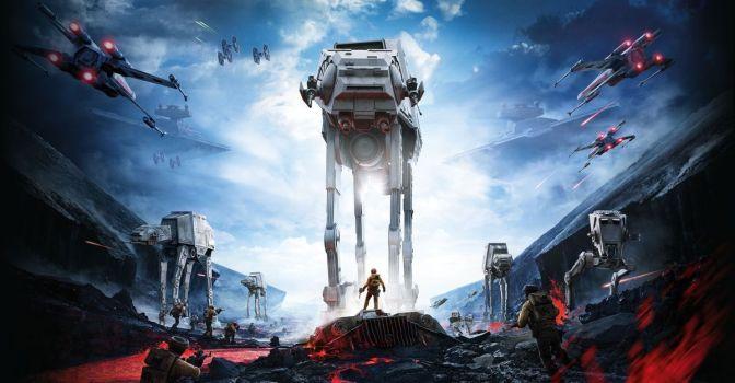 Several New Star Wars: Battlefront Images Have Been Revealed