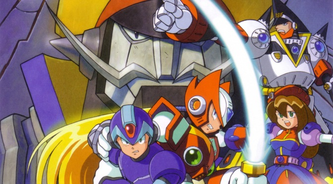 Mega Man X4 Review