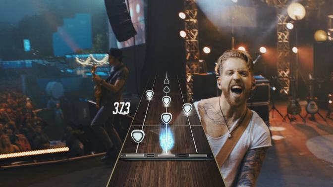 Guitar Hero Returning This Fall