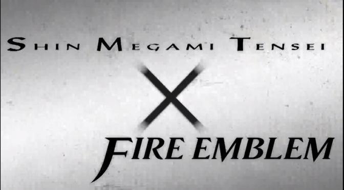 Shim Megami Tensei X Fire Emblem Lives!