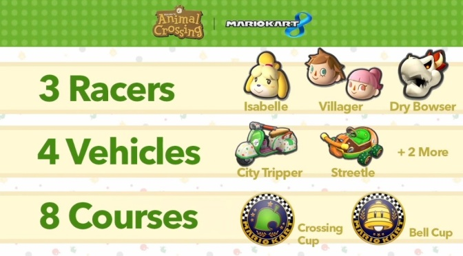 Animal Crossing X Mario Kart 8 Review