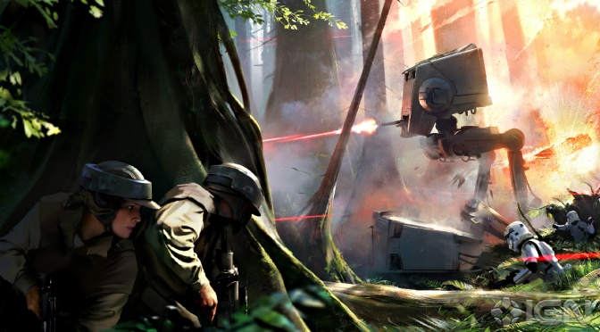 Carbonite Thaws on Battlefront Trailer Release