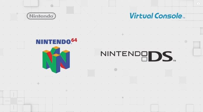 Wii U Virtual Console Getting Nintendo 64 and DS Games