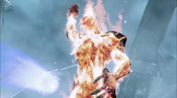 Cinder Revealed for Killer Instinct