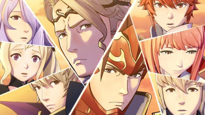 The New Fire Emblem Will Have Branching Paths