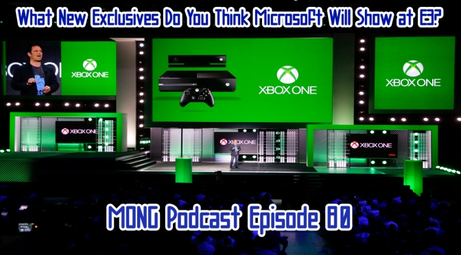 What New Exclusives Do You Think Microsoft Will Show at E3?