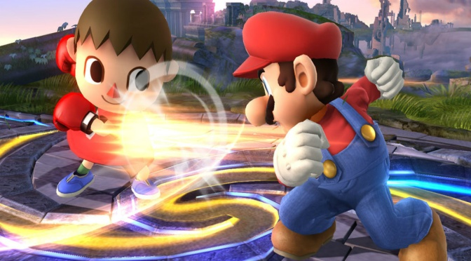 Election Day: Nintendo Announces Smash Ballot