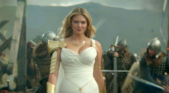Kate Upton Brings In The Bucks For Game Of War