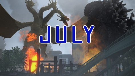 Godzilla - July copy