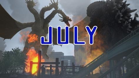 Godzilla - July copy