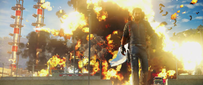 Just Cause 3 Gameplay Trailer