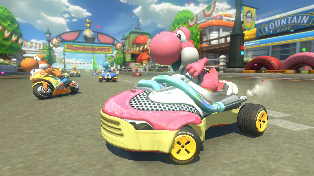 animal crossing x mario kart 8 review middle of nowhere gaming. Black Bedroom Furniture Sets. Home Design Ideas