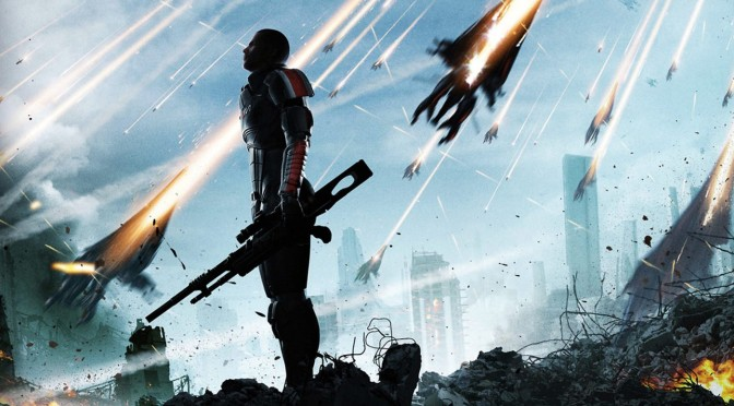 Possible Mass Effect 4 details leak through survey