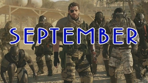 Metal Gear Solid - September copy