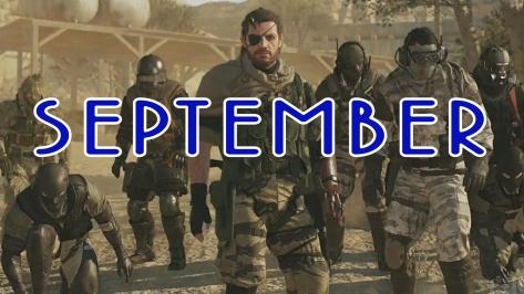 Metal Gear Solid - September copy
