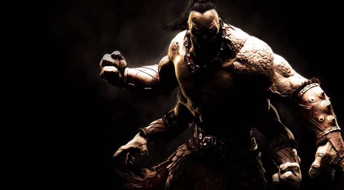 First Look At Goro In Action For Mortal Kombat X