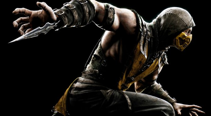The Launch Trailer for Mortal Kombat X is Insane