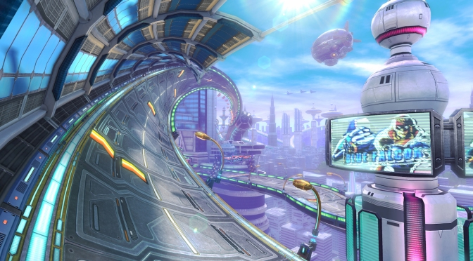 Check Out Mario Kart 8's New 200cc Mode On Mute City