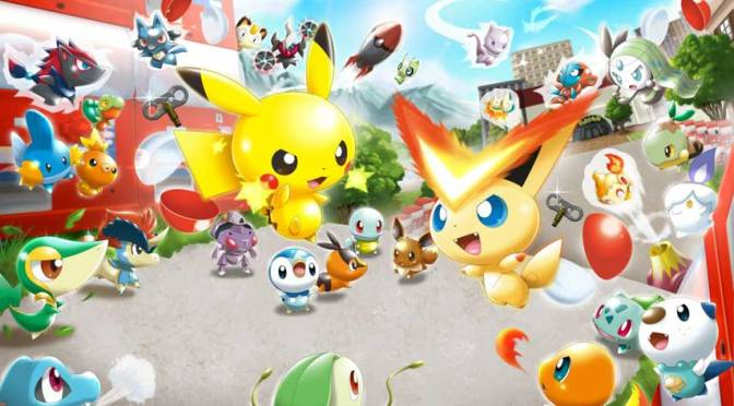 New Free to Play Pokemon Game Announced