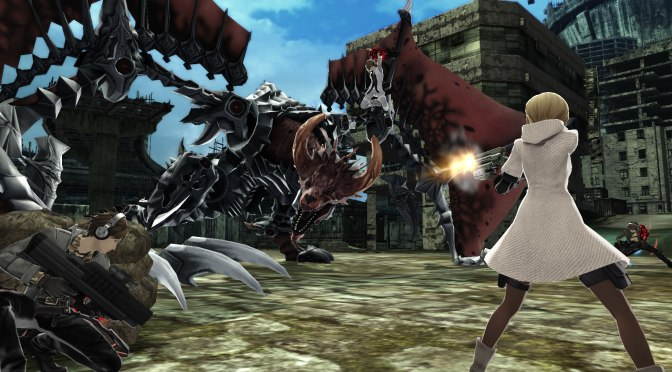 Freedom Wars Producer Has Left The Franchise