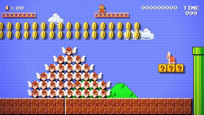 Mario Maker Coming this Fall! No foolin!