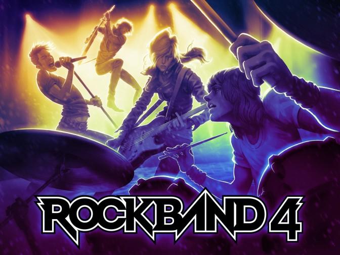 Mad Catz Co-Publishing Rock Band 4