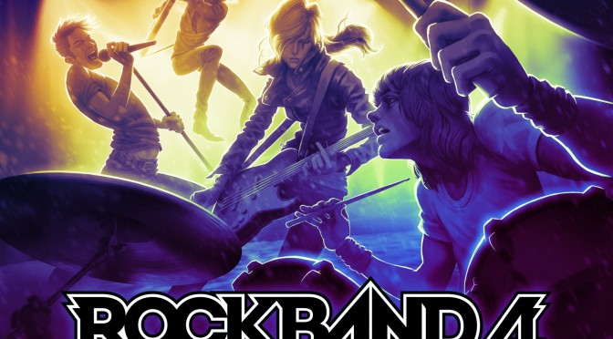Mad Catz Co-Publishing Rock Band 4