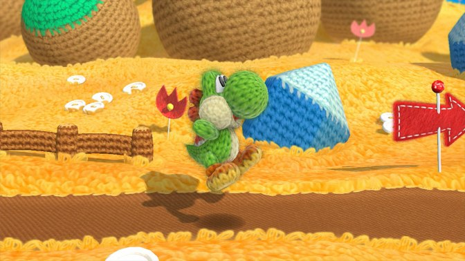 Yoshi's Woolly World Release Window Pushed Back