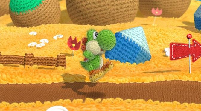 Yoshi's Woolly World Release Window Pushed Back