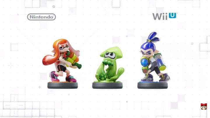 New Inky Smashy And Woolly Amiibo Announced Middle Of