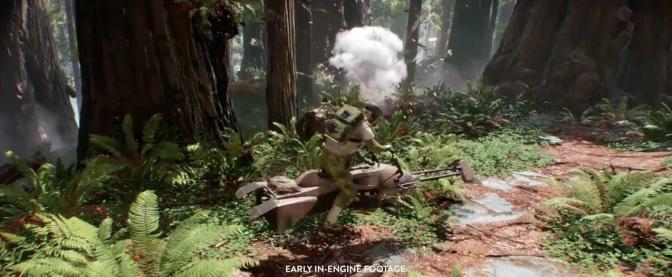 Star Wars Battlefront News Revealed