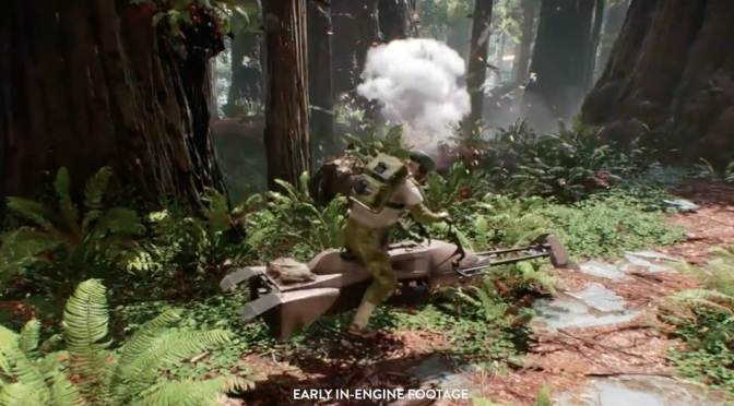 Star Wars Battlefront News Revealed