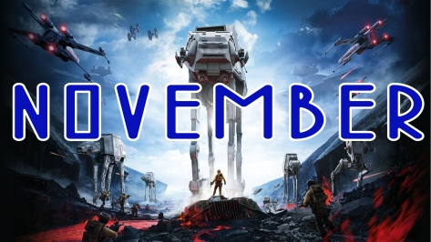 Star Wars - November