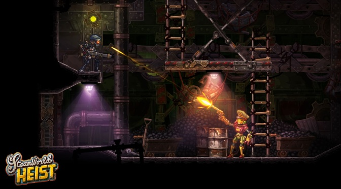SteamWorld Heist gets new trailer