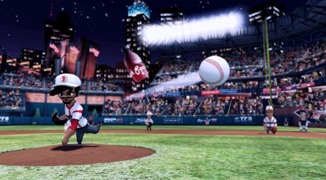 Super Mega Baseball is Now Available in Europe