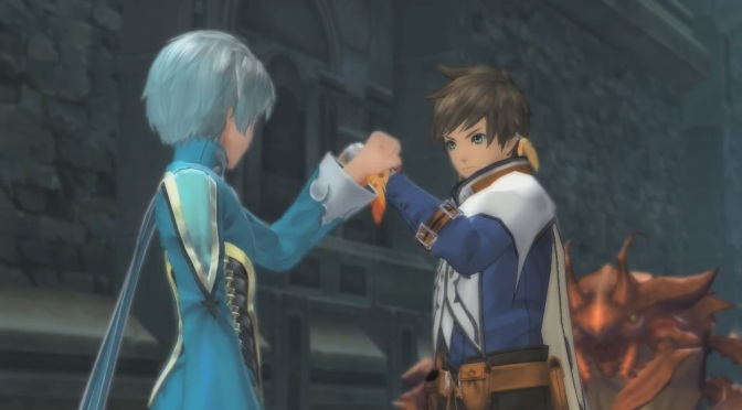 Tales of Zestiria Gets English Trailer, Screenshots, and Release Window