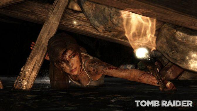 Tomb Raider Reaches Sales Milestone
