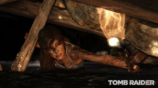 Tomb Raider Reaches Sales Milestone